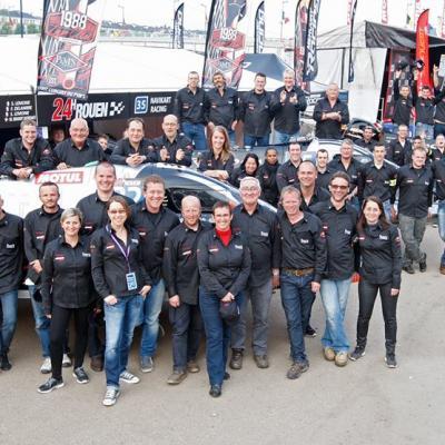 Team 2014 Rouen