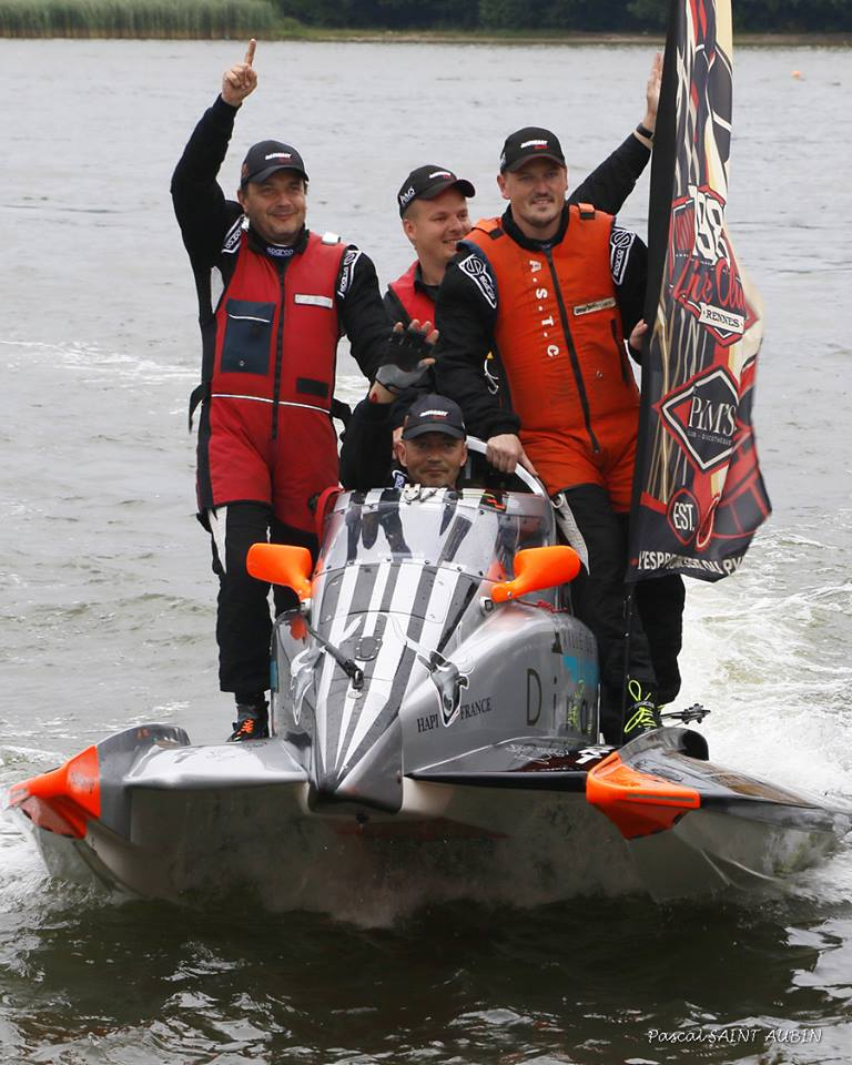 Augustow 2016 bateau