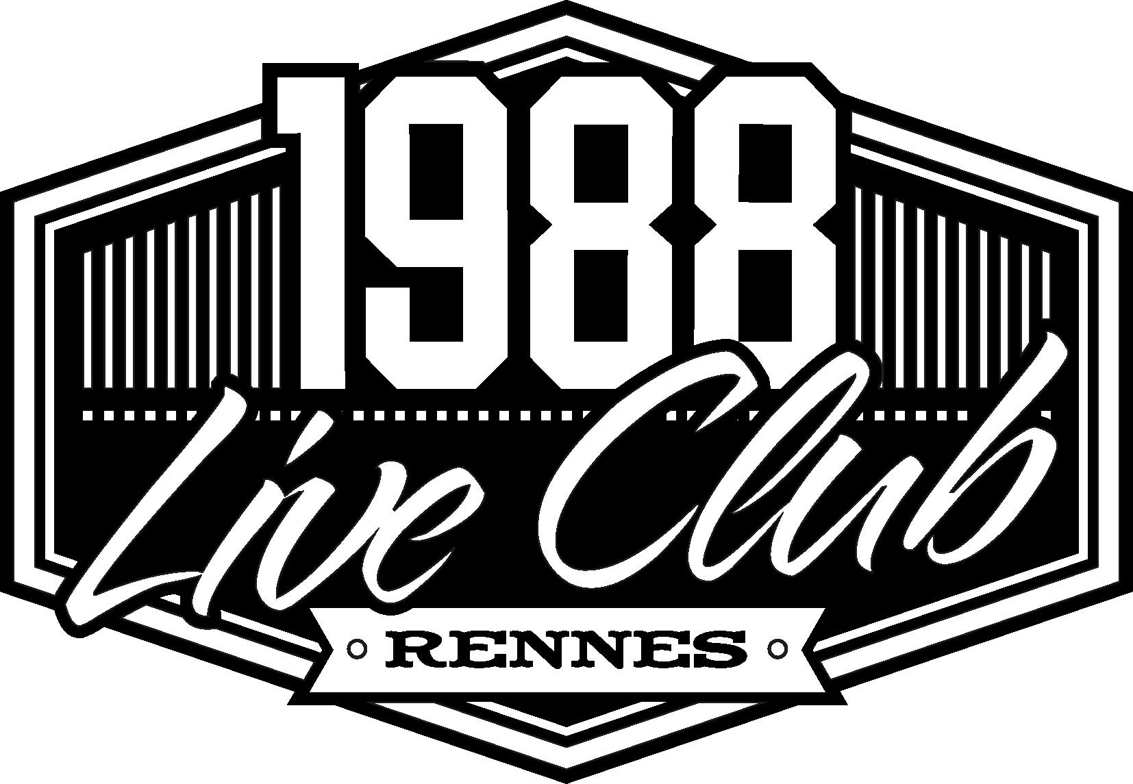 Logo 1988 noir et blanc 1