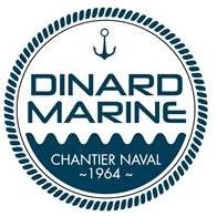 Logo dinard marine